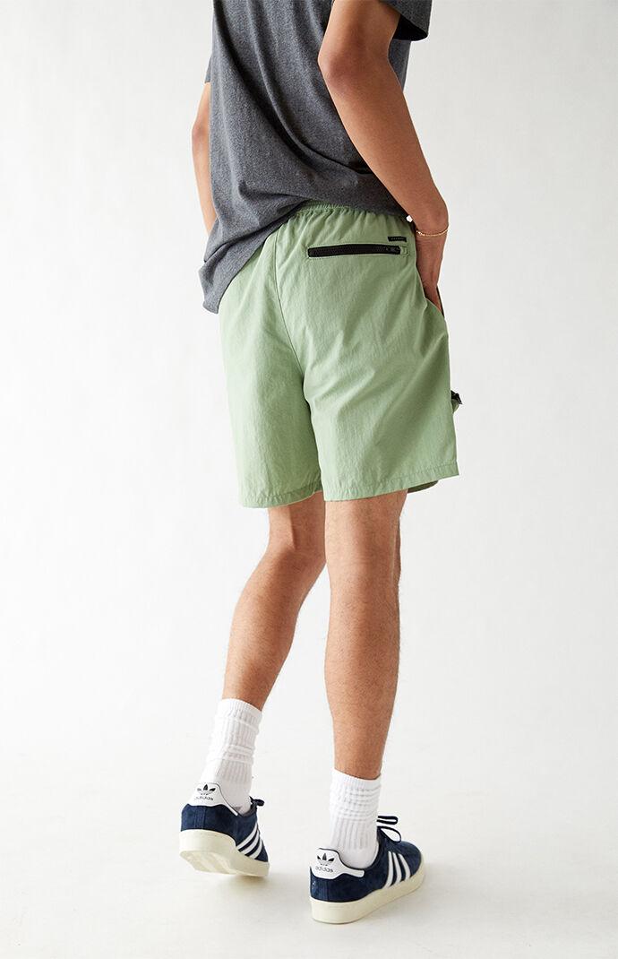 Julio Military Nylon Shorts