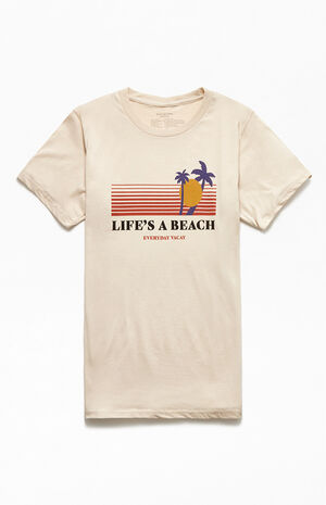 Beach T-Shirt image number null