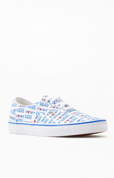 643291a47b I Heart Vans Era Shoes