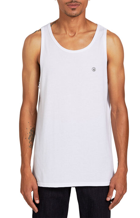 Solid Heather Tank