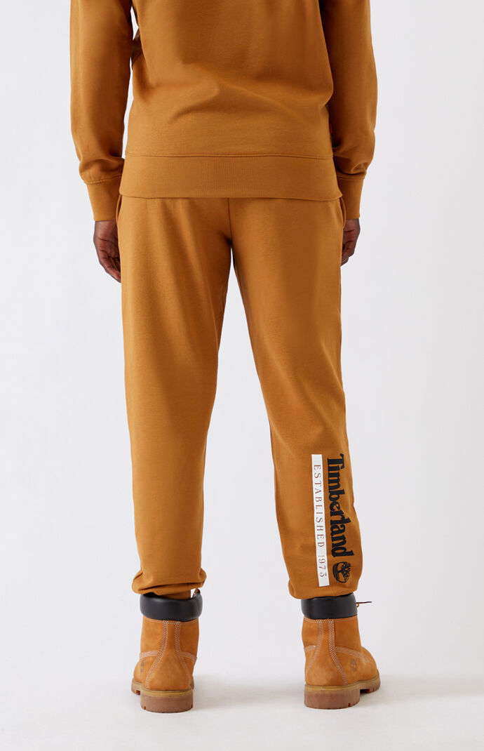 Tan Established 1973 Sweatpants