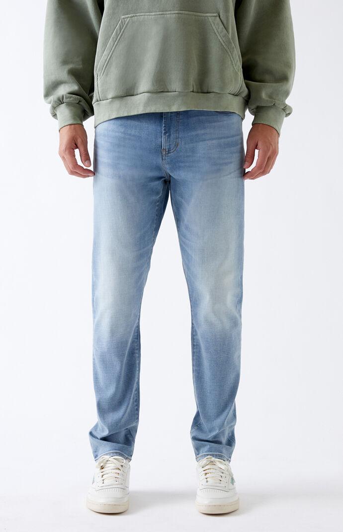 Light Slim Taper Jeans