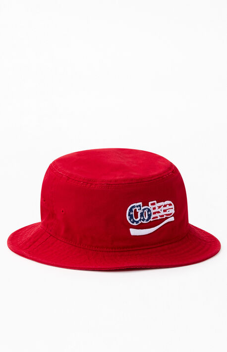 Coke Bucket Hat