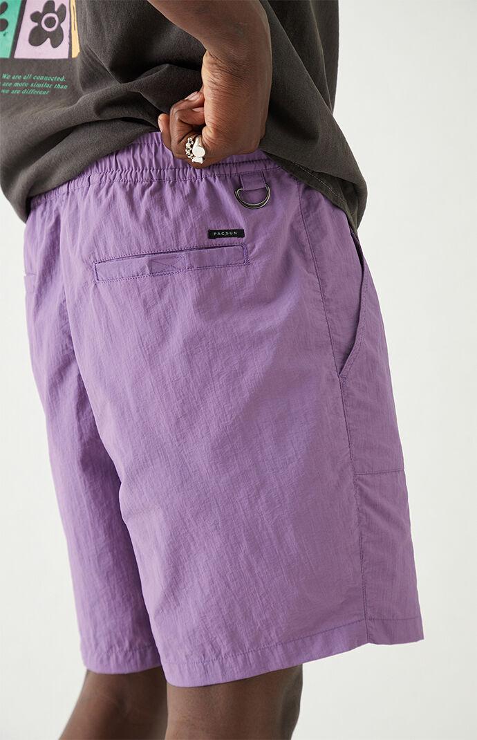 Jamie Nylon Shorts