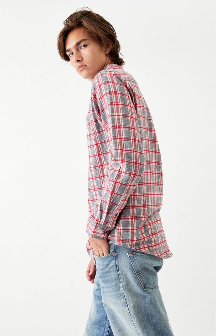 Kery Plaid Flannel Shirt