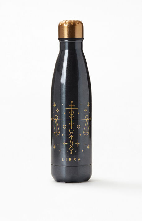 Libra Zodiac Water Bottle