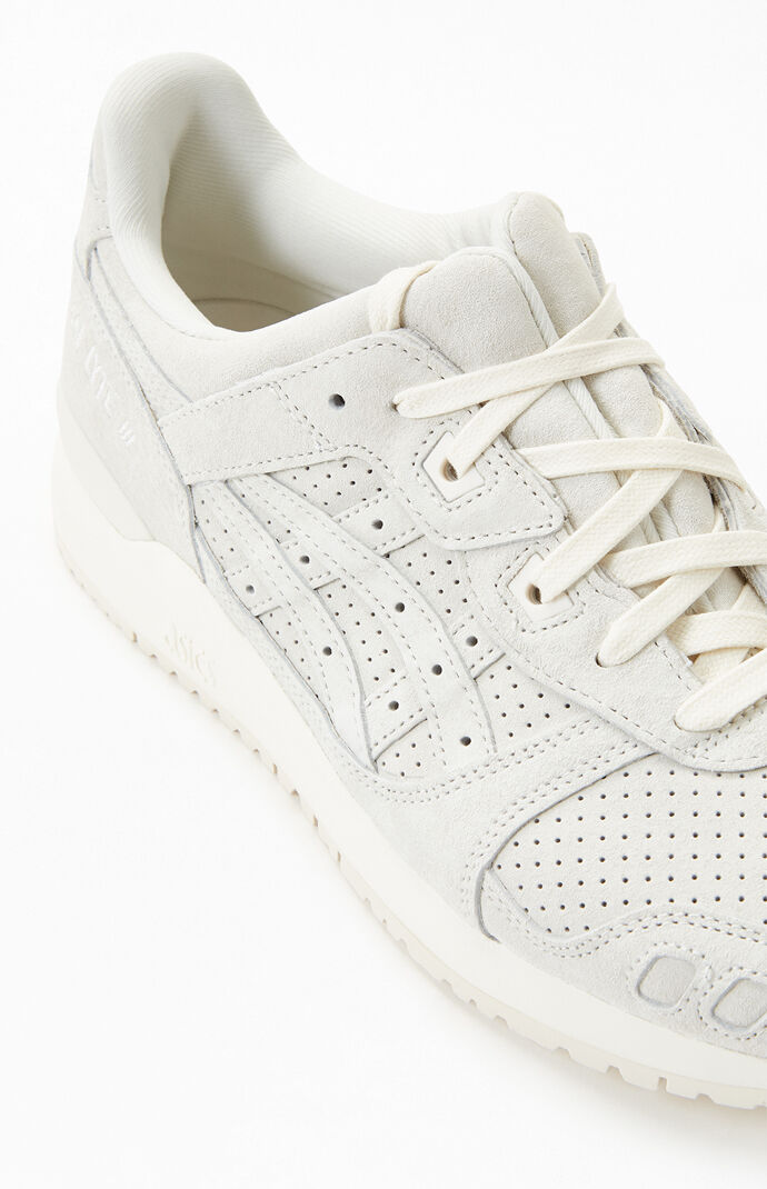 Cream GEL-Lyte III Shoes