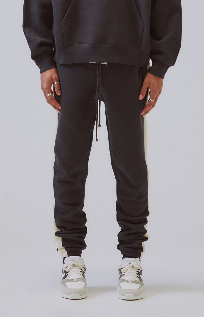 Fear Of God Fog Essentials Side Panel Sweatpants At Pacsun Com