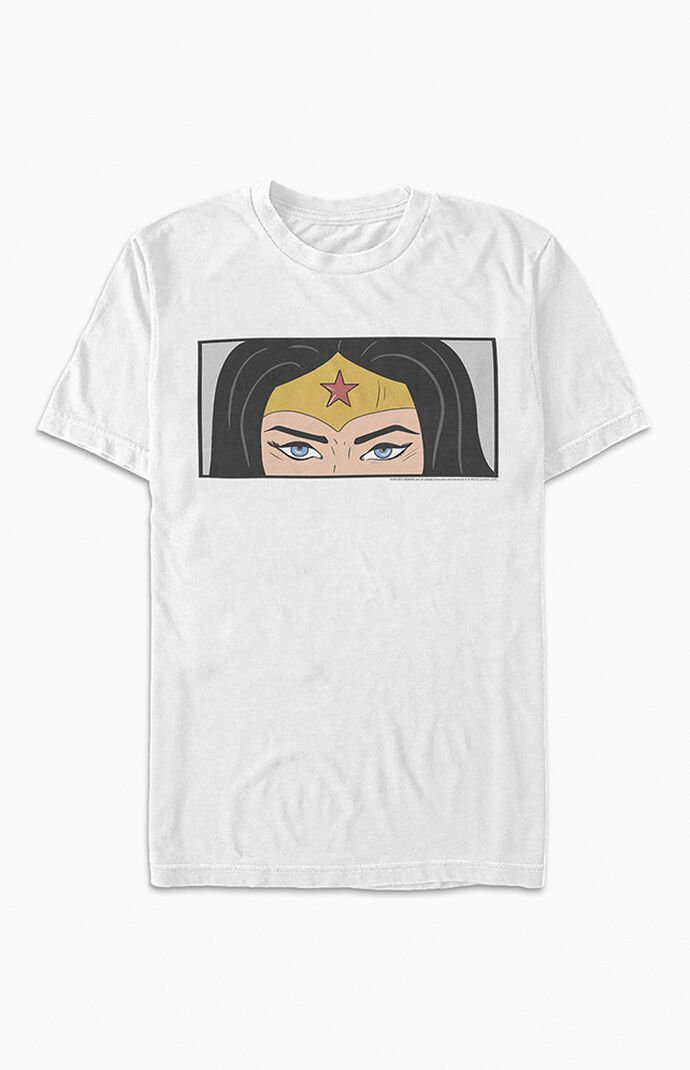 Wonder Woman Look T-Shirt