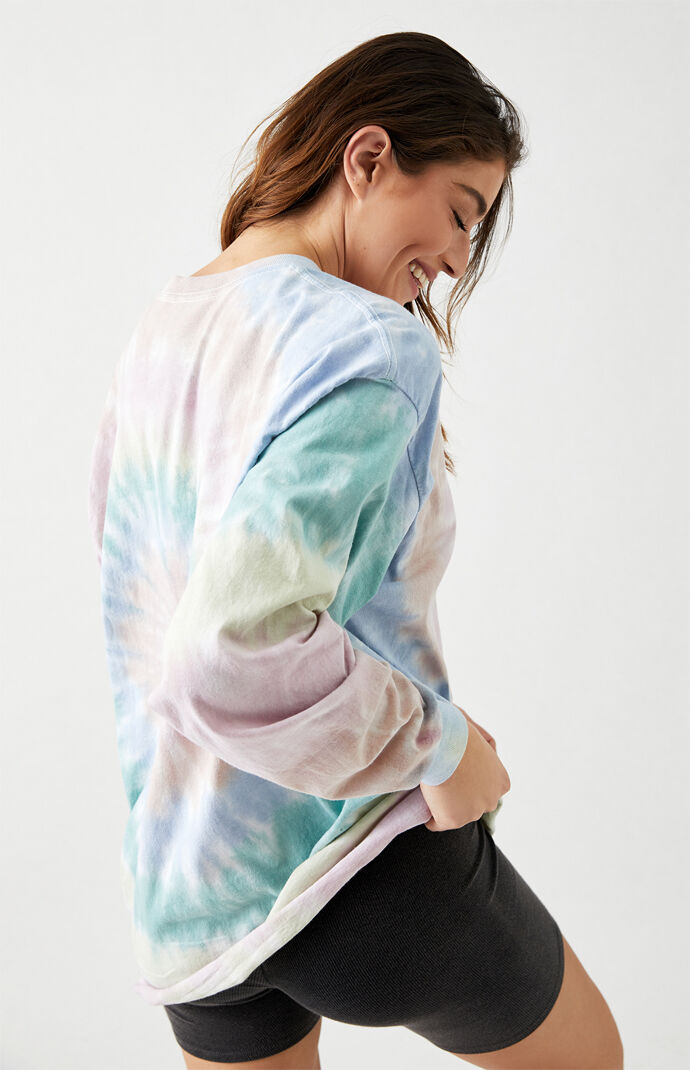Butterfly Balance Long Sleeve T-Shirt
