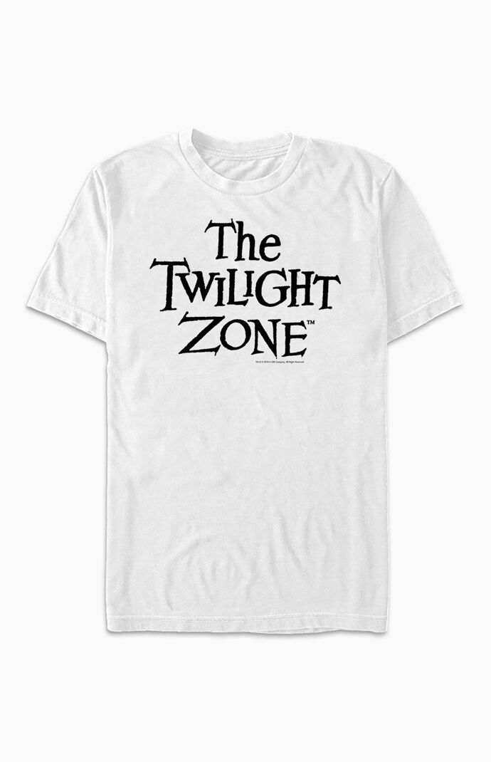 Twilight Zone Logo T-Shirt