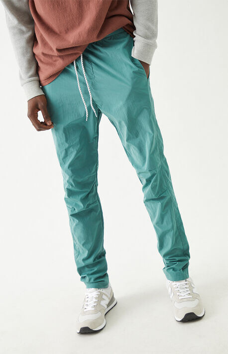 Rocco Side Panel Windbreaker Pants