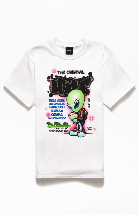 Ufo Short Sleeve T-Shirt