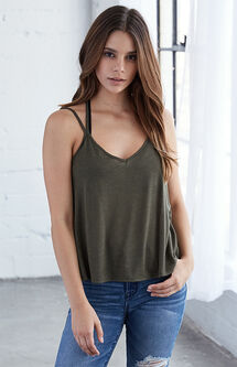 Strappy Cami Top