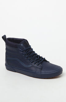 Weatherized Sk8-Hi MTE Blue Shoes
