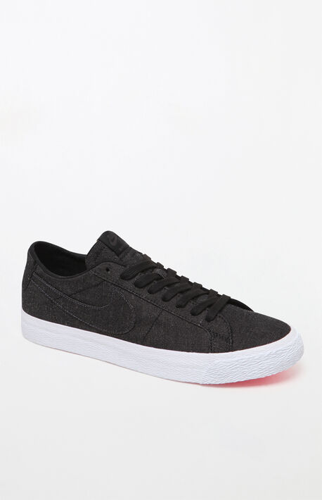 1ace81b983baf Zoom Blazer Canvas Deconstructed Shoes · Nike SB ...
