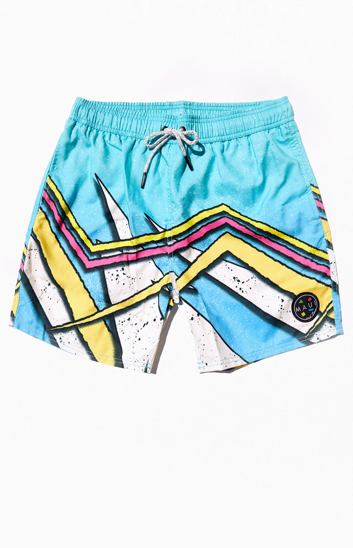 "Primo 17"" Swim Trunks"
