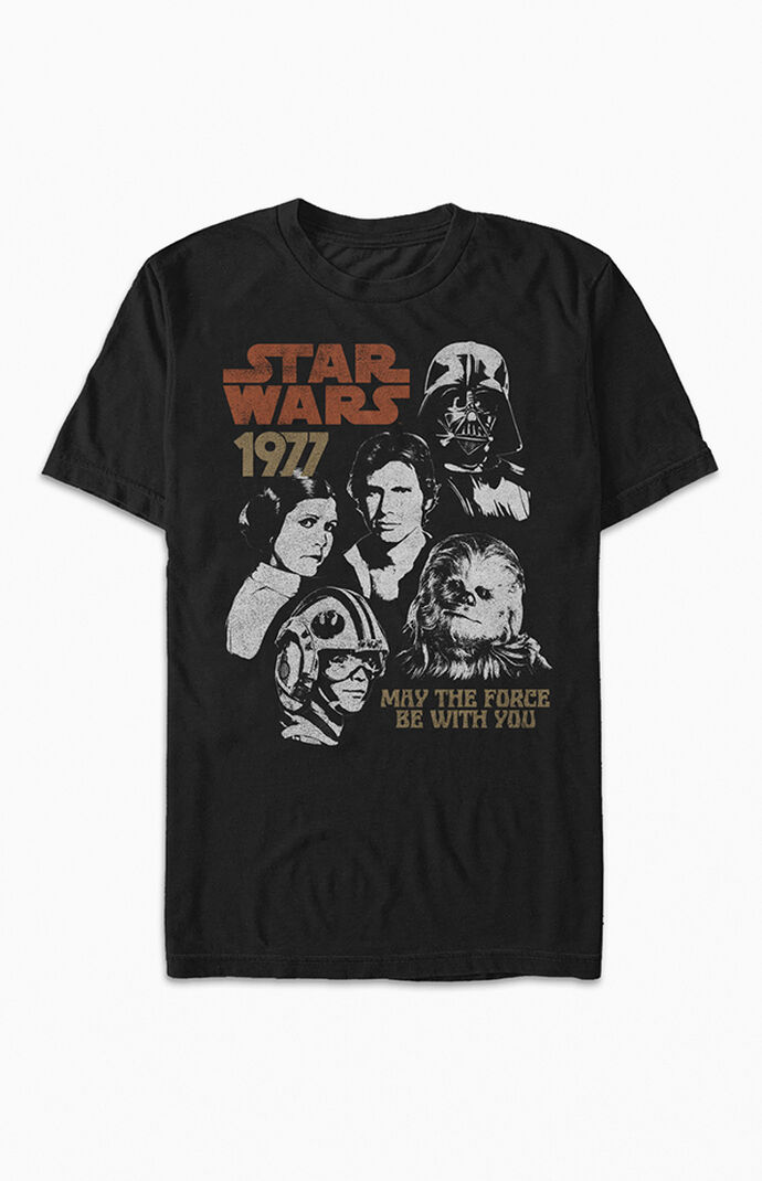 Star Wars 77 Album T-Shirt