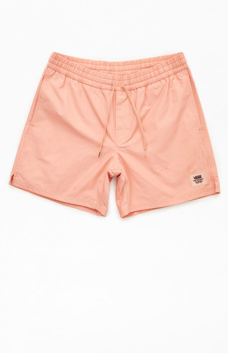Coral Primary Volley Shorts