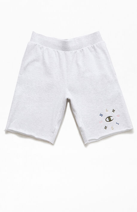 Circular Logo Sweat Shorts