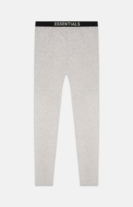 Essentials Heather Grey Lounge Pants