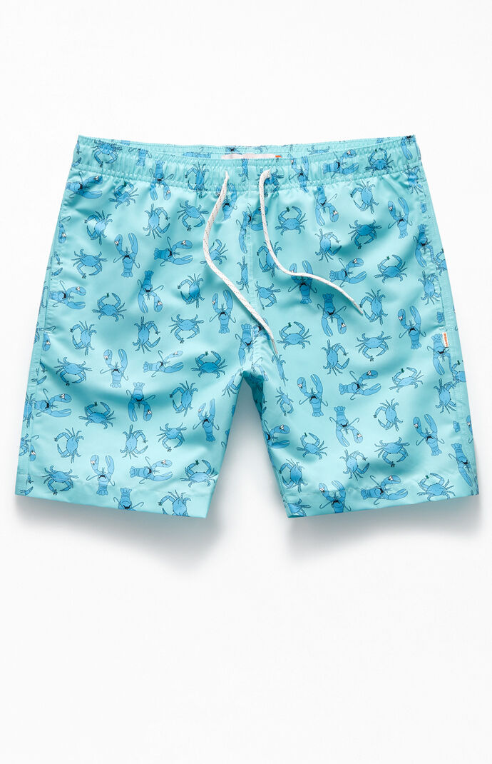 "Crusty Party Volley 17"" Swim Trunks"