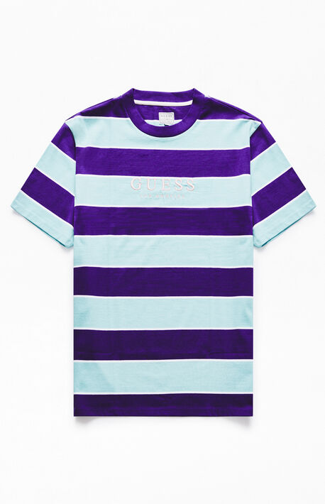 2ef7172deb25 Davidson Striped T-Shirt