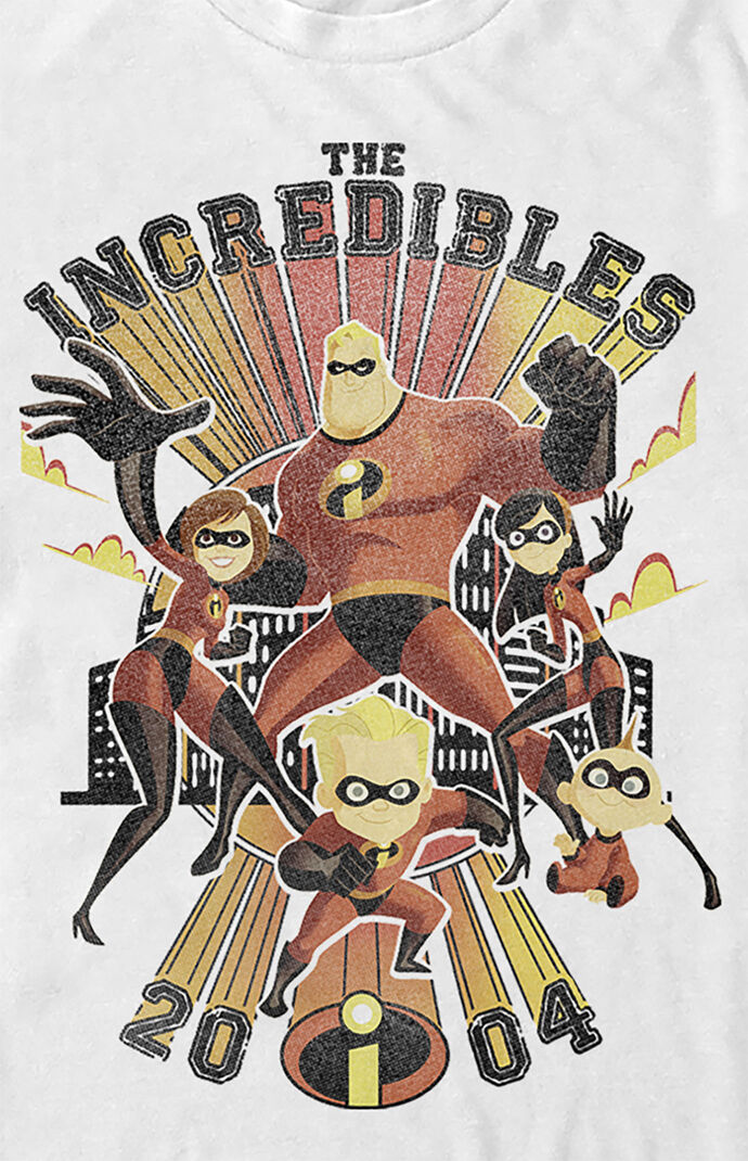 The Incredibles Vintage T-Shirt