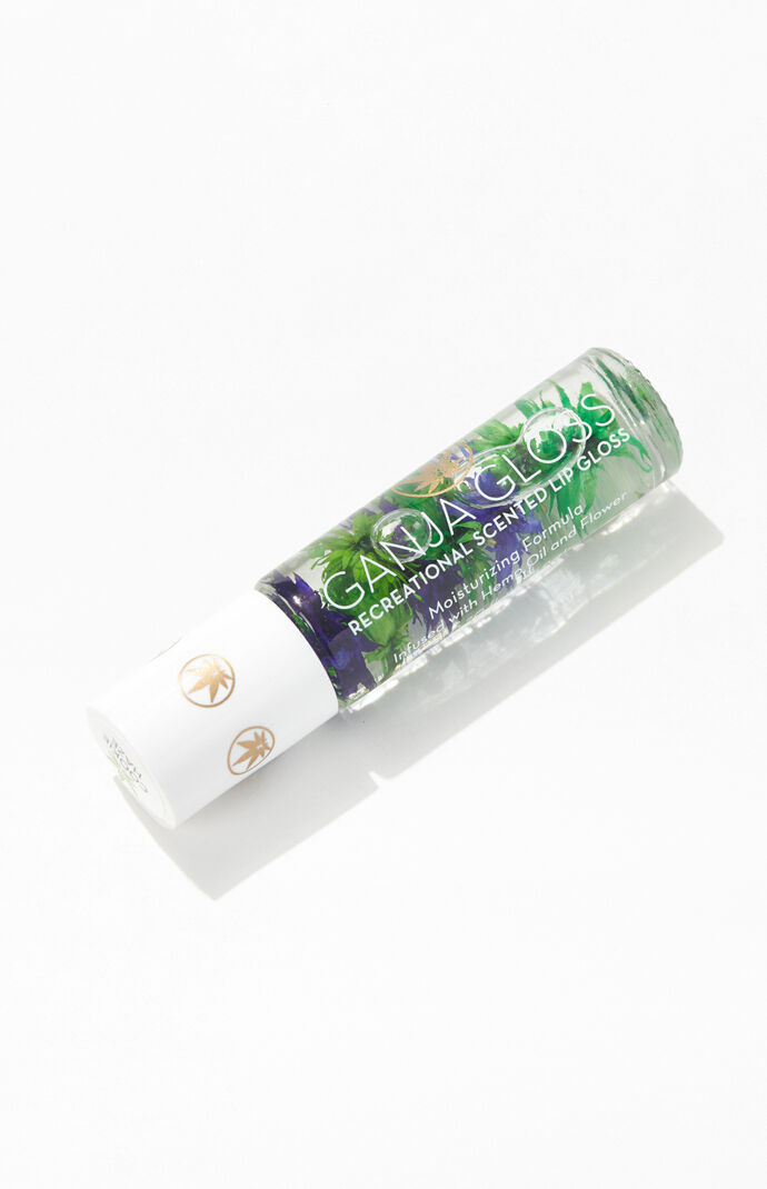 Cookie Haze Roll-On Lip Gloss