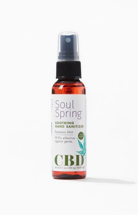 CBD Hand Sanitizer