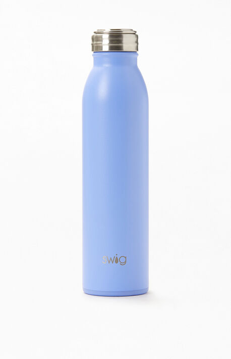 Matte Hydrangea 20 oz. Water Bottle