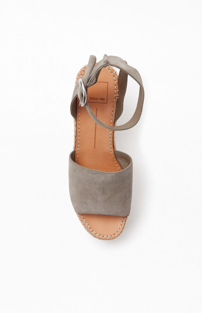 Lesly Wedge Sandals
