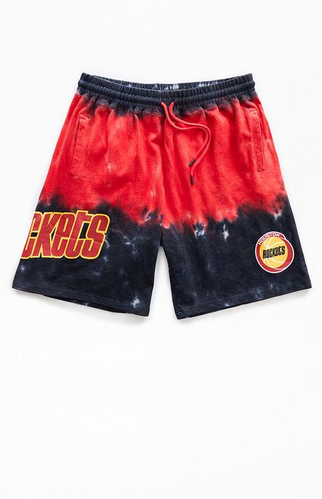 Tie-Dye Rockets Shorts