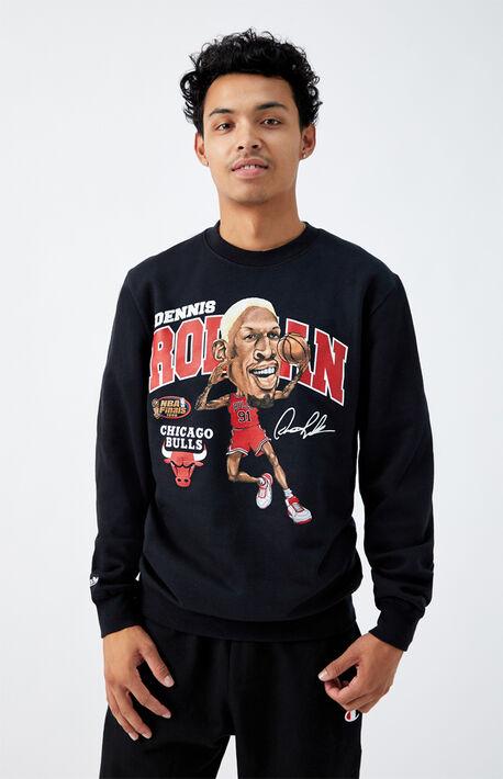 Dennis Rodman Crew Neck Sweatshirt