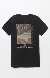 Warped Washed T-Shirt