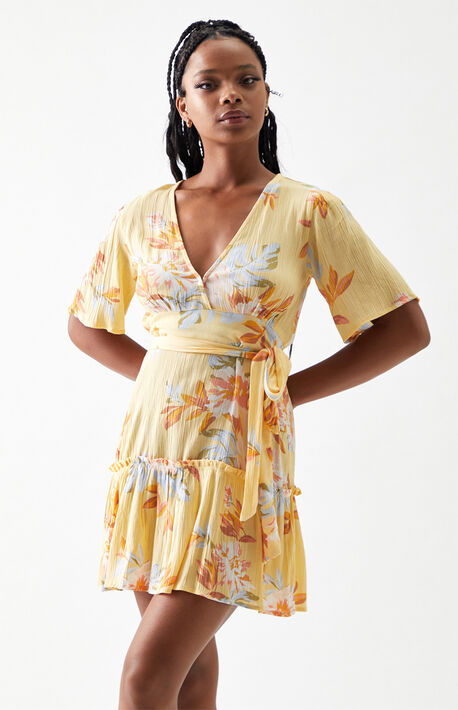 One and Only Wrap Dress