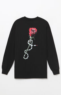 OG Script Rose Long Sleeve
