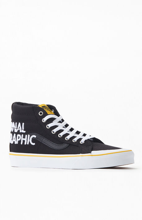 x National Geographic Sk8-Hi Reissue Shoes