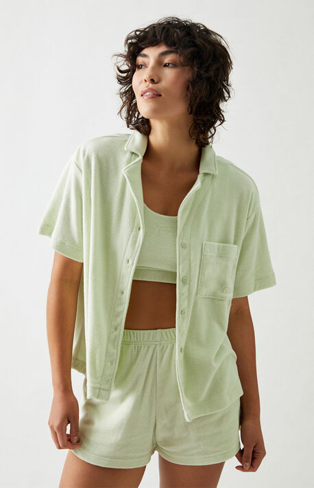 Day Tripper Boxy Shirt