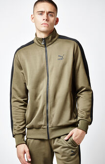 Archive T7 Olive Track Jacket