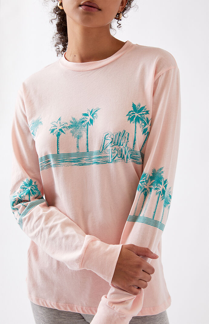 Coast To Coast Long Sleeve T-Shirt