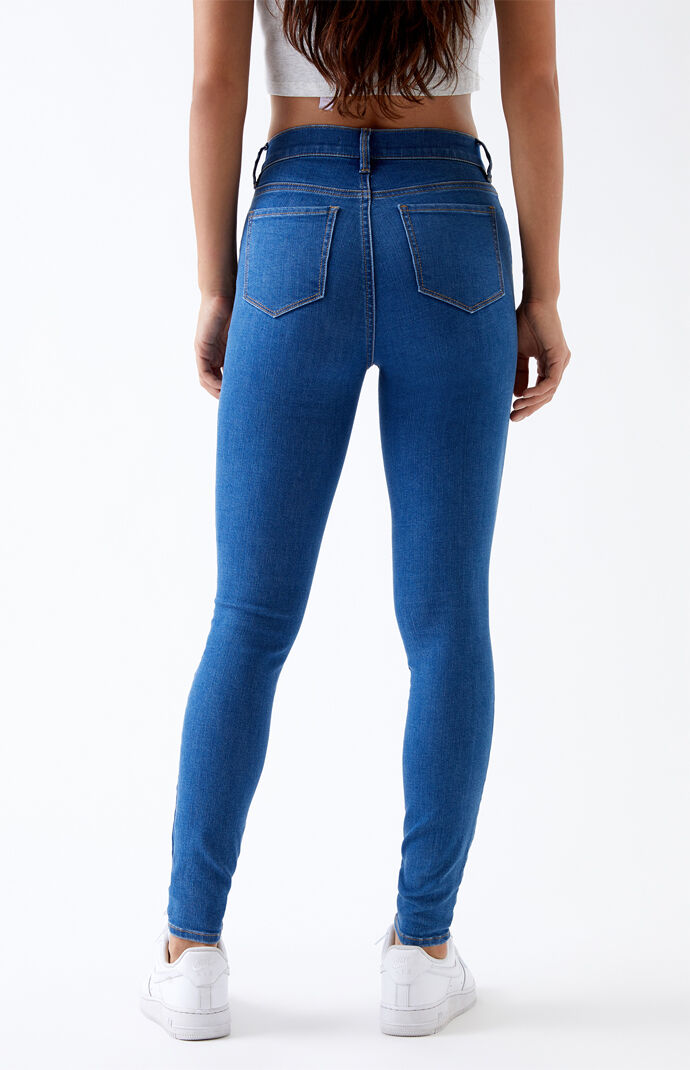 Medium Super High Waisted Jeggings