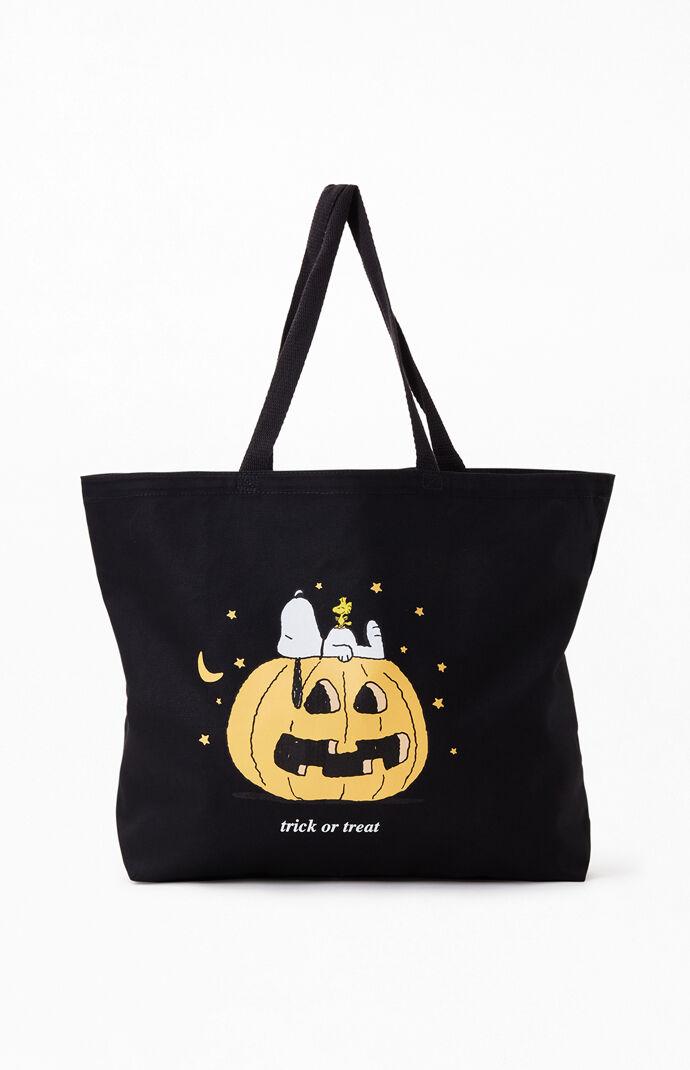 Peanuts Halloween Tote Bag