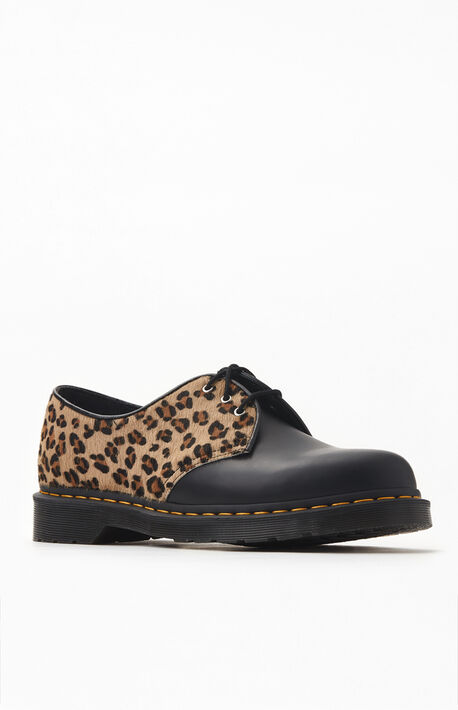 1461 Leopard Print Shoes