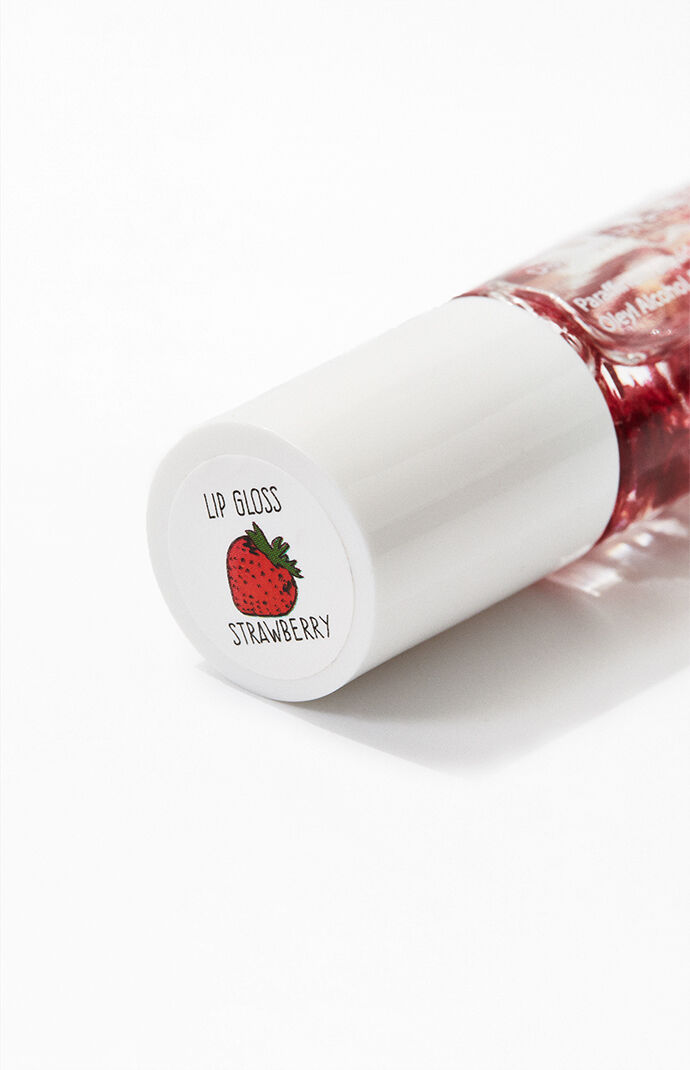 Strawberry Roll-On Lip Gloss