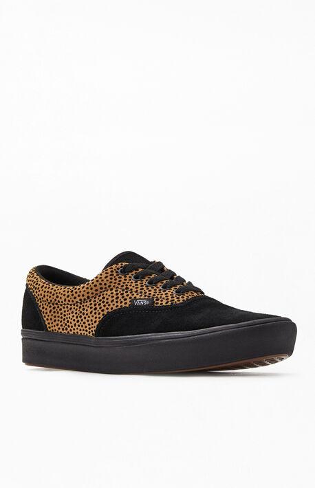 Women's Cheetah Comfycush Era Sneakers