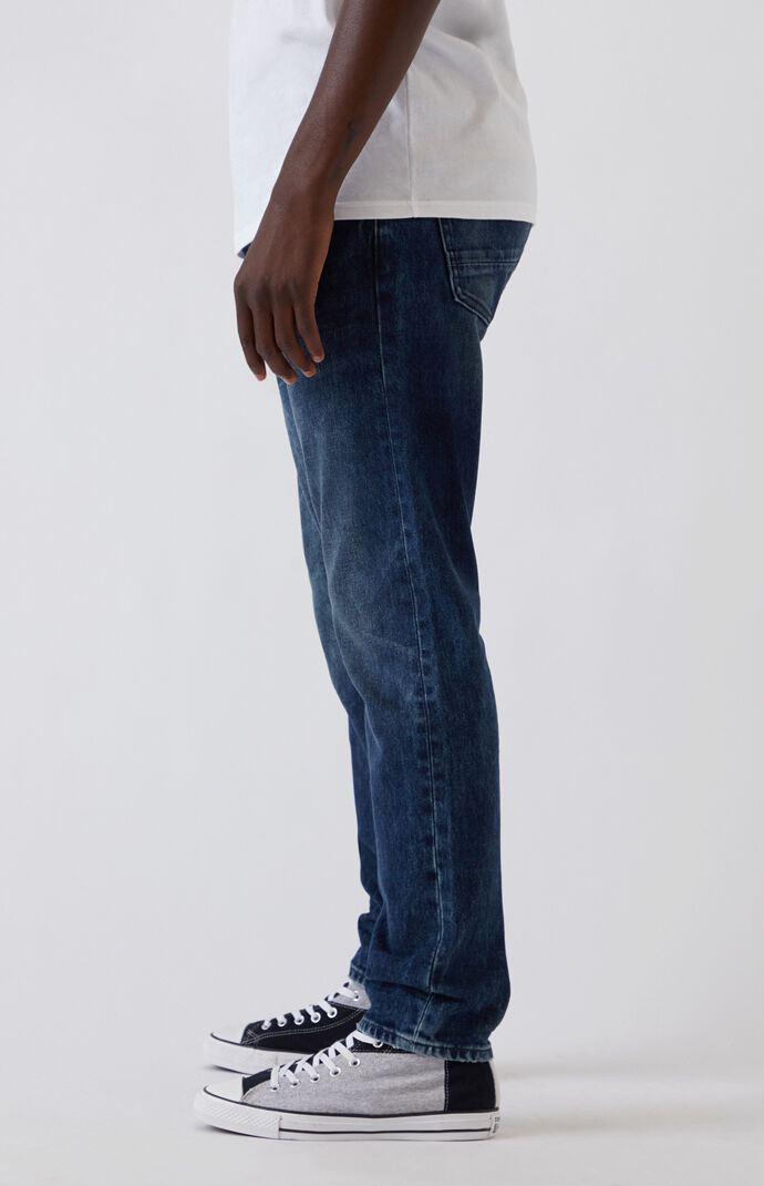 Light Slim Taper Jeans