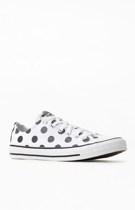 Polka Dot Chuck 70 Low Shoes