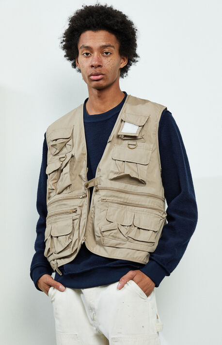 Uncle Milty Travel Vest