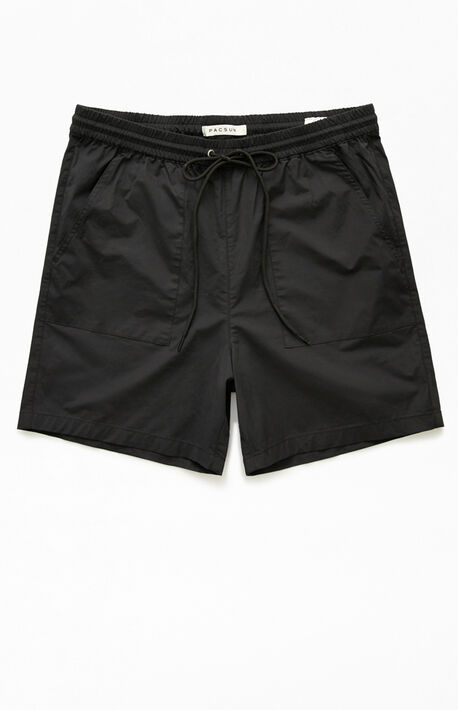 Chad Nylon Shorts